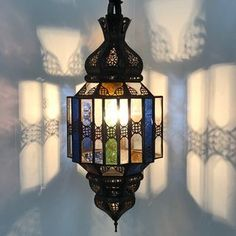 Layla Lantern Clear Moroccan Lighting, Moroccan Lamp, Moroccan Lanterns, Moroccan Inspired Bedroom, Sconces, Exotic, Wall Lights, Architecture, Colour