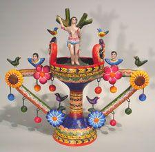 San Angel Folk Artists: Castillo