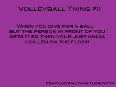 It's a Volleyball Thing: Photo