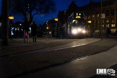 Tram 5 - Amsterdam  by EMR Photography