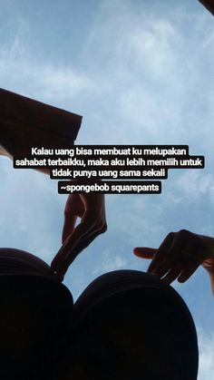 Quotes Sahabat, Quotes Lucu, Quotes Galau, Text Quotes, Daily Quotes, Qoutes, Best Friend Fotos, Best Friends, Friends Forever