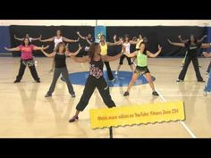 Zumba - Cool-down Great standalone cool down without having to use a longer video