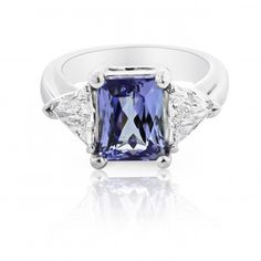 tanzanite-and-diamond-ring-platinum
