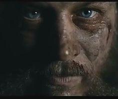 Don't be afraid King Ragnar Lothbrok, Vikings Season 4, Viking Men, Lagertha, Popular Tv Series, Travis Fimmel, Walking Dead, Scandinavian, Cinema
