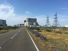 EDF nuclear power station, Romney Marsh, Kent