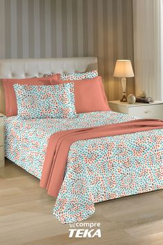 Bed Cover Design, Cushion Cover Designs, Bed Design, Embroidered Bedding, Neon Room, Luxury Bedding Sets, Home Room Design, House Rooms, Bed Spreads