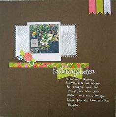Neues aus H.: Scrapabilly-Kit April 2015 - Teil 1
