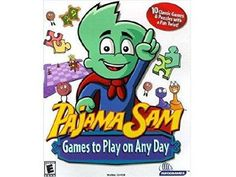 Tommo Inc. Pajama Sam, Star Of Award-winning Adventure Games, Continues To Challenge And In