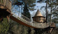 #5. Inside castle tree house.