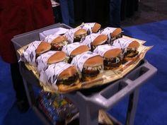 Suicide Burger from the Burger King secret menu