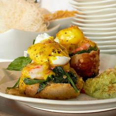 Eggs are a key ingredient to any post-drinks-night brunch.