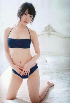 """SKE48 Akane Takayanagi """"Bird's Nest"""" on UTB Magazine"""