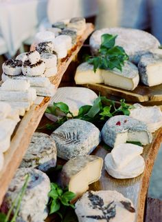 Cheese bar: http://www.stylemepretty.com/2015/12/09/wedding-reception-food-stations/