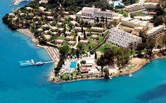 Louis Corcyra Beach Hotel, Gouvia, Corfu, Greece http://www.robinhoodflights.co.uk/destinations/corfu