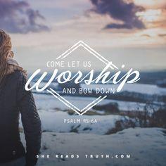 Come and Worship