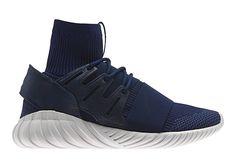 best service 77332 30a5a Clearance Adidas Tubular Doom Primeknit Sneakers Navy White Adidas Tubular  Doom, Adidas Shoes,