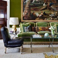 Tory Burch's spectacular New York apartment.