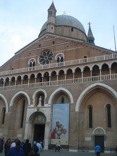 Basílica de San Antonio, Padua, Italia (2014)