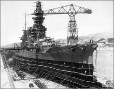 Vintage photographs of battleships, battlecruisers and cruisers.: Search results for fuso