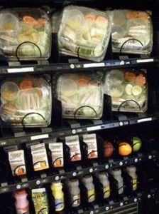 Healthy Snack Vending Machine