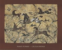 Many Ponies by Cecilia Henle