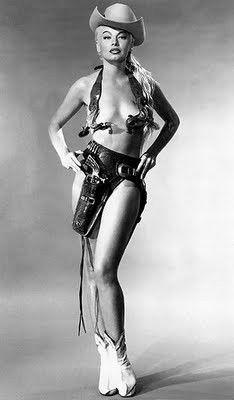 Burlesque Cowgirl