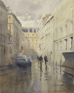 2015 Art Workshops Frank Eber Watercolor Painting Art Workshop