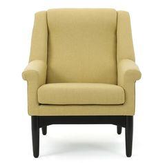 $209 in dark grey AllModern - New York Club Chair