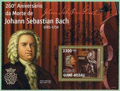 260º Aniversário da Morte de Johann Sebastian Bach
