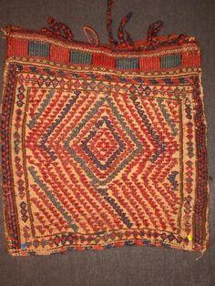 Persian saddle bag   rugrabbit.com