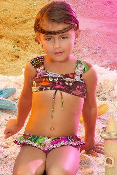 23cb8a7ec7b29 40 Best Kids Swimwear images in 2016   Kids swimwear, Bikini girls ...