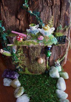 """""""The Fairy Tea Rooms Door"""" ©"""