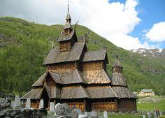 borgund-stave-church