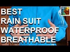 Quality #Waterproof #Breathable #Rain Suit: WetSkins Review #PVC-Free #PFC-Free