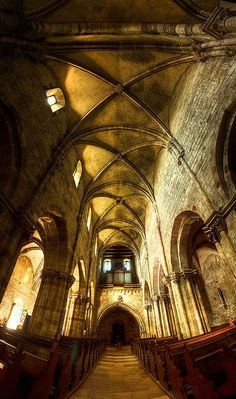 Church of Ják, Hungary ~~~ by Zsolt Zsigmond Budapest Travel Guide, Tour Around The World, Heart Of Europe, Danube River, Mystique, Architecture Old, Medieval Castle, Central Europe, Kirchen