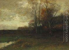 John Francis Murphy - Oil Painting Reproductions