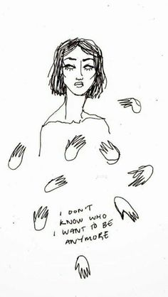 New Quotes Feelings Confused Thoughts People 69 Ideas Arte Sketchbook, Pretty Words, Art Inspo, Art Drawings, Illustration Art, Doodles, Artsy, Sketches, Thoughts