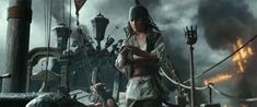 The New Pirates of the Caribbean 5Trailer Features a Creepy CG Young Jack Sparrow