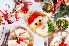 Салат Рождество\Новый год 2017