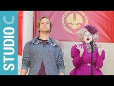Studio C hunger games parody is the best XD there's three parts if you want to watch them.