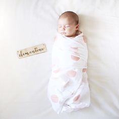 Mini Name Plaque Swaddle Wrap, Baby Swaddle, Baby Name Reveal, New Baby Names, Unique Baby Shower Gifts, Preparing For Baby, Baby Wraps, Baby Essentials, Organic Baby