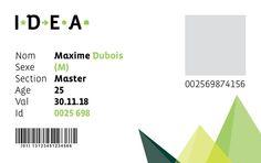I.D.E.A. — Carte étudiant