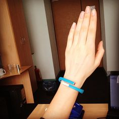 """Trying the new Jawbone """"UP"""" to track movement, and sleep.  Has anyone used this?  Any feedback?"""