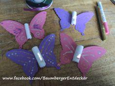 Einladung für den Feen Geburtstag www.facebook.com/BaumbergerEntdecker
