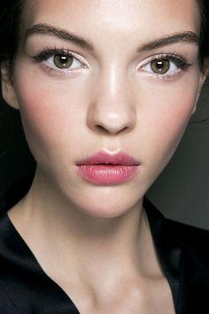 radiant fuchsia lips