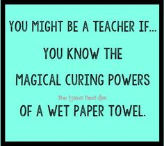 Find more teacher humor and observations that might make you laugh on The Teacher Next Door's Teacher Humor Pinterest Board.