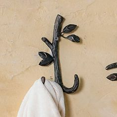 Nature Walk Double Wall Mounted Towel Hook *** Details can be found by clicking on the image. Note:It is Affiliate Link to Amazon.