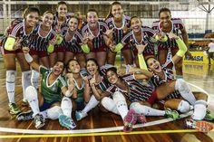 Fluminense vence seletiva e garante vaga na Superliga feminina 2016/17 #globoesporte