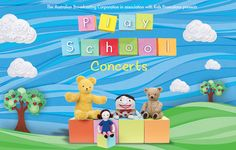 Play School live shows are specially designed to delight pre-schoolers and parents alike. The concert features songs, games and stories, presented by two Play School presenters, along with the real stars of the show the toys. There are songs to move to, as well as quiet times to just watch and listen. The familiarity of […]