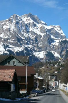 Engelberg, Obwalden, Switzerland